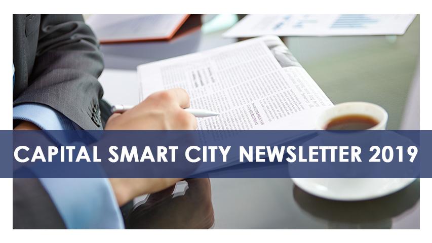Capital Smart City Newsletter