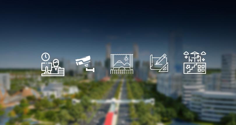 Smart Features Of Capital Smart City