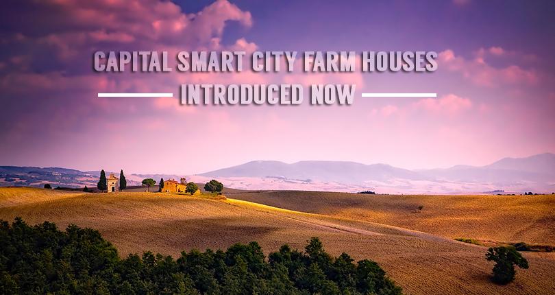 Capital Smart City Farm Houses