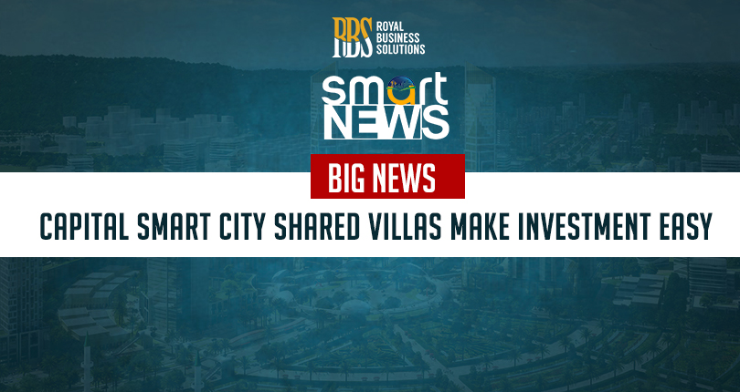 Capital Smart City Shared Villas