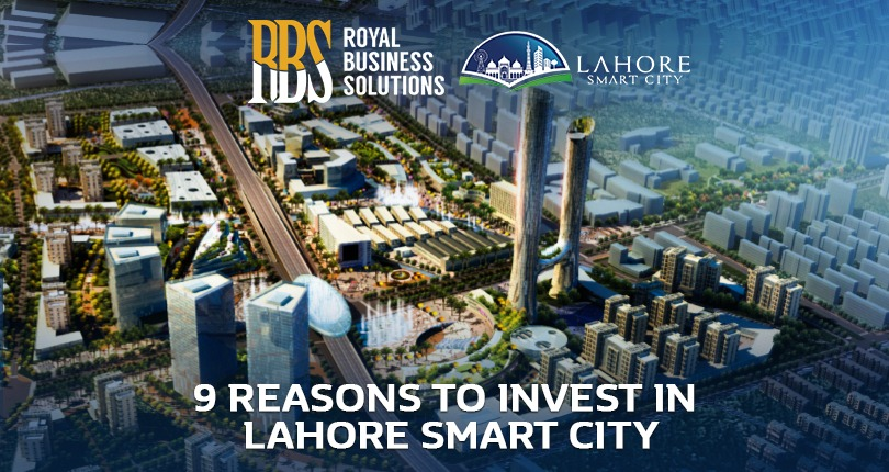 investment in Lahore Smart City