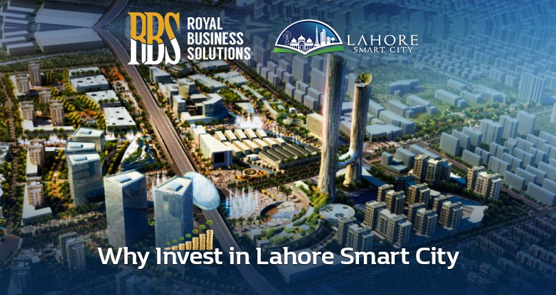 Invest in Lahore Smart City