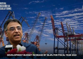 Development Budget Increase by 36.4% for Fiscal Year 2022