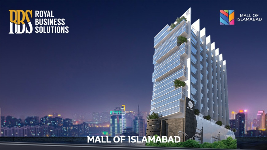 Mall of Islamabad Blog for RBS