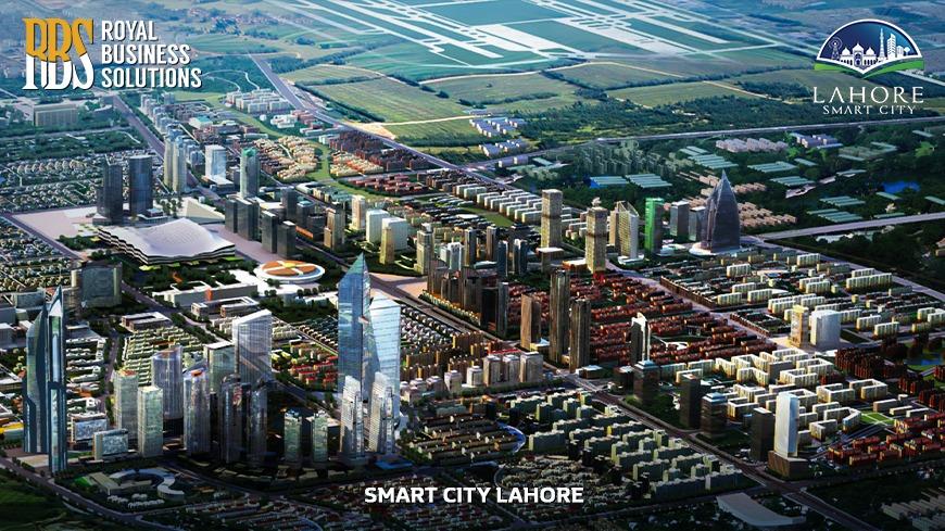Smart City Lahore RBS