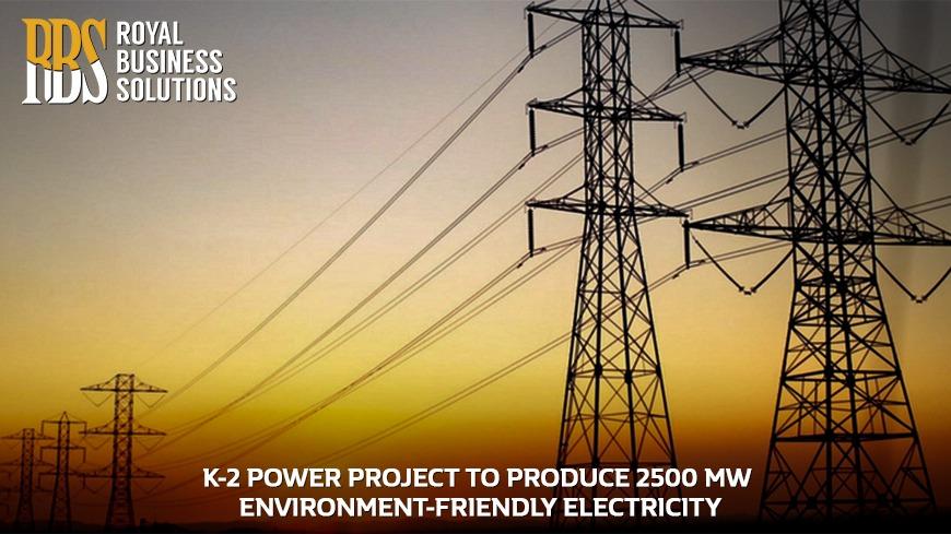 K-2 power project