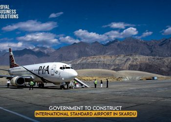 Government to Construct International Airport in Skardu