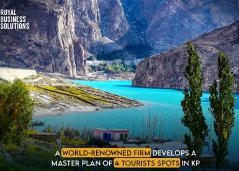 A world-renowned firm develops a Master Plan of 4 Tourists spots in KP